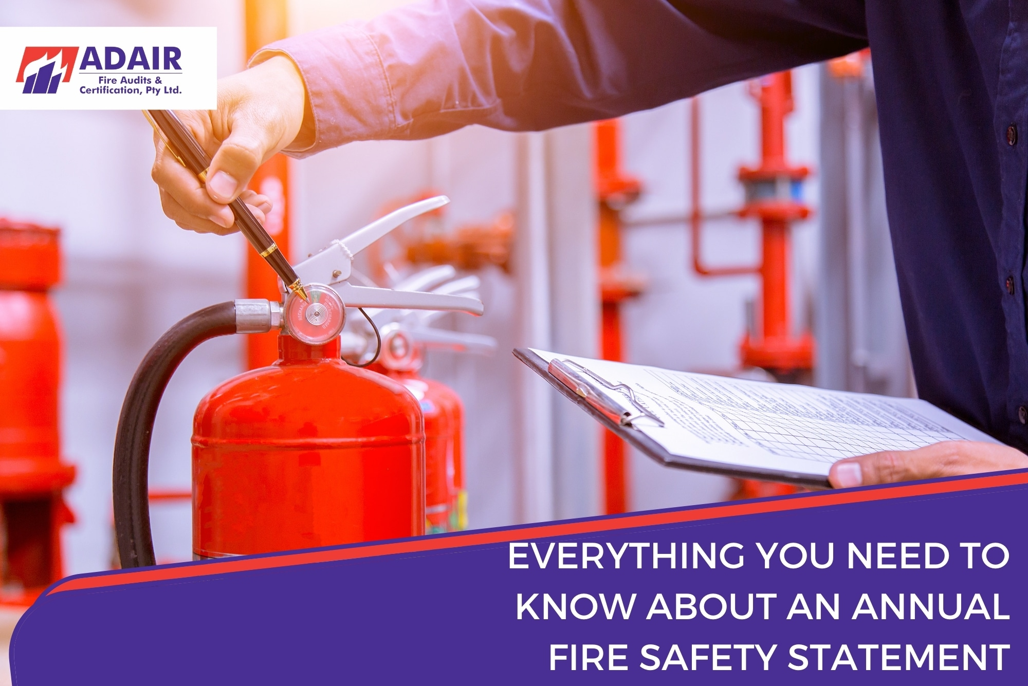 Everything you need to know about an Annual Fire Safety Statement