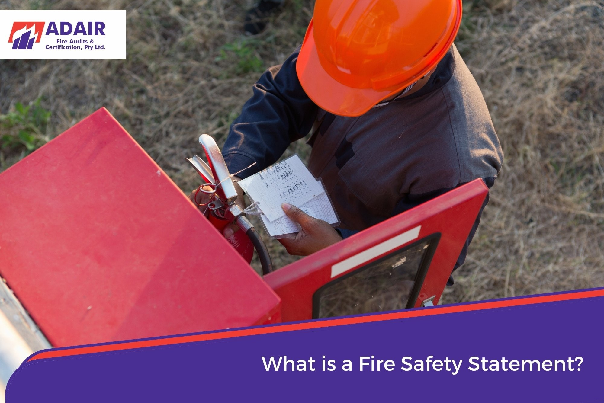 What is a Fire Safety Statement
