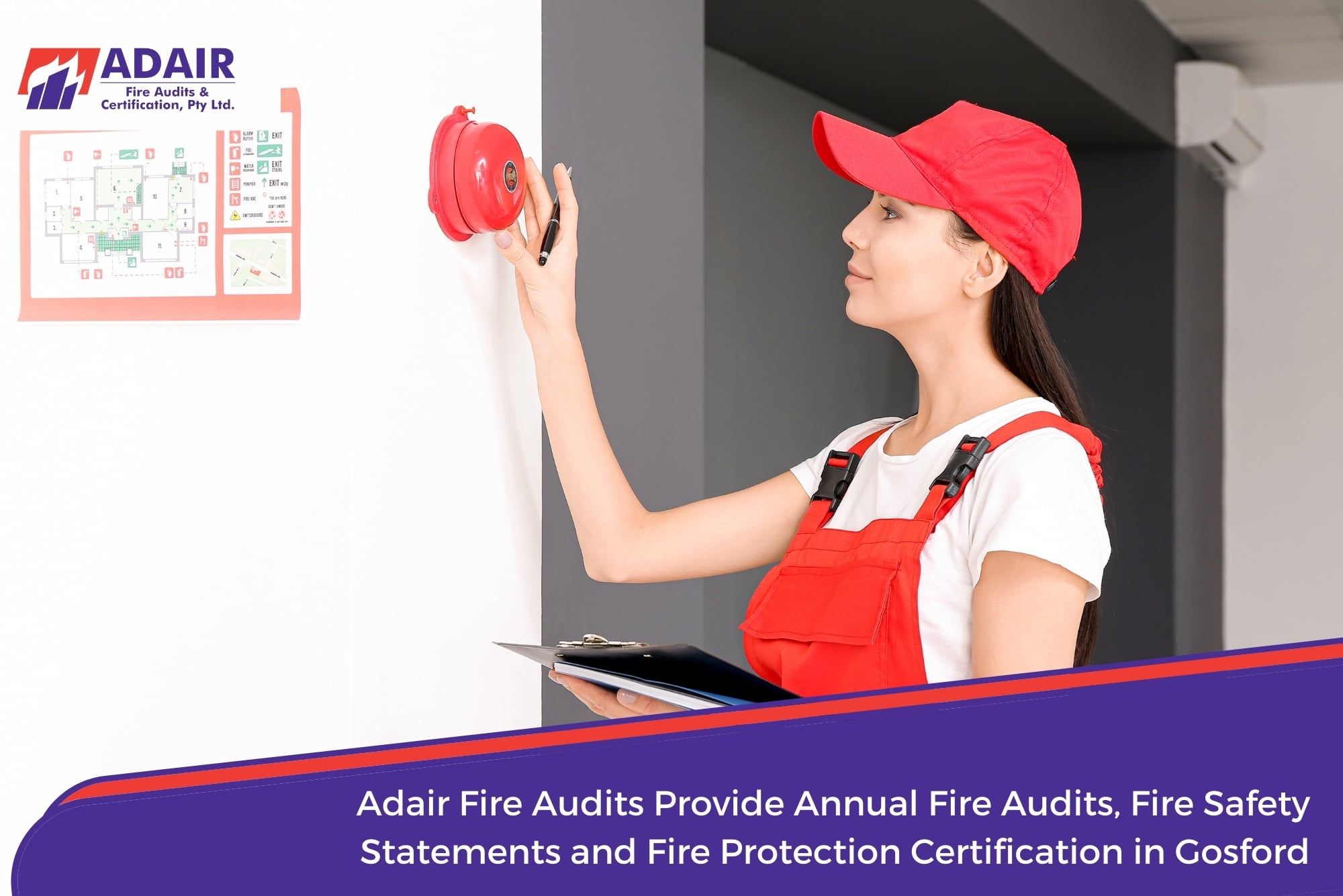 Fire Safety Statements and Fire Protection Certification in Gosford