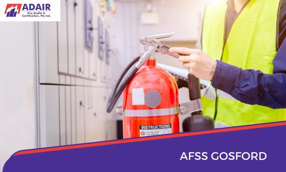 AFSS Gosford - Fire Protection & Certification - Adair Fire Audits