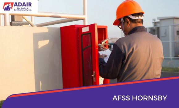 AFSS Hornsby - Fire Protection & Certification - Adair Fire Audits